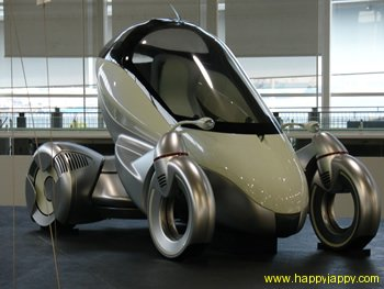 Bikes That Look Like Cars futuristic toyota jpg