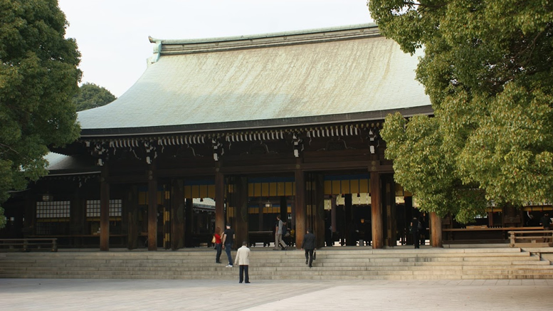 Meiji Jingu Shrine, Shibuya, Tokyo, Japan Travel Guide - Happy Jappy