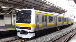Chuo Sobu Line Train