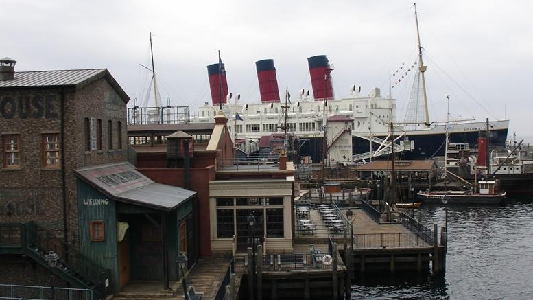 Disney American Waterfront