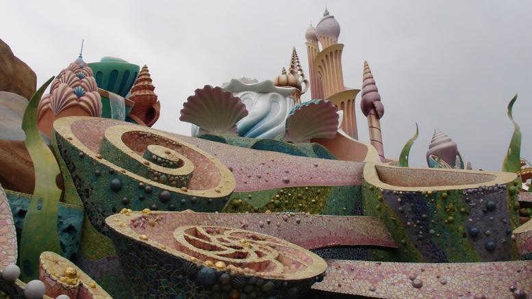 Disney Mermaid Lagoon