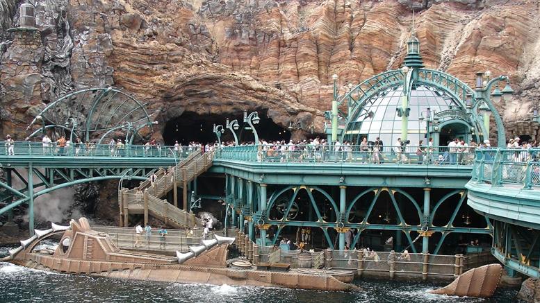 Disney Mysterious Island