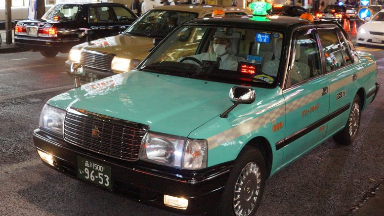 Japanese Taxi