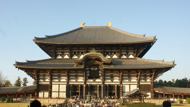 Todaiji Temple  www.pixshark.com - Images Galleries With A Bite!