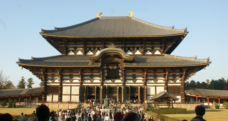 Todai-ji Temple