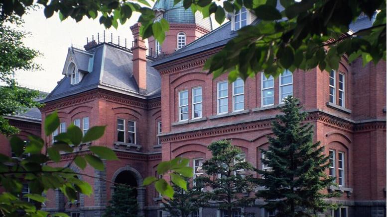 Old Hokkaido Goverment Building