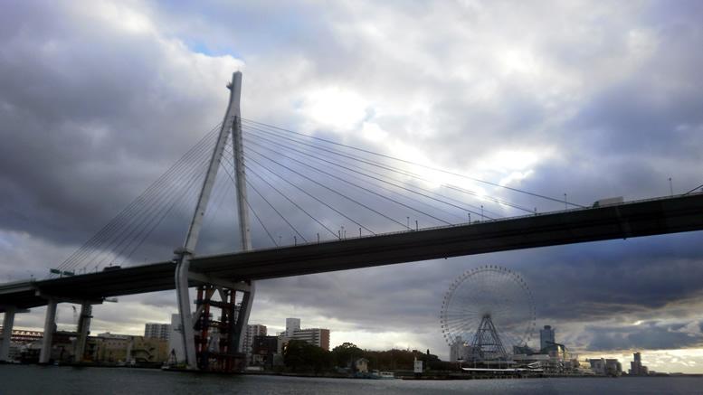 Osaka Bay Bridge