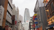 A Shinjuku street