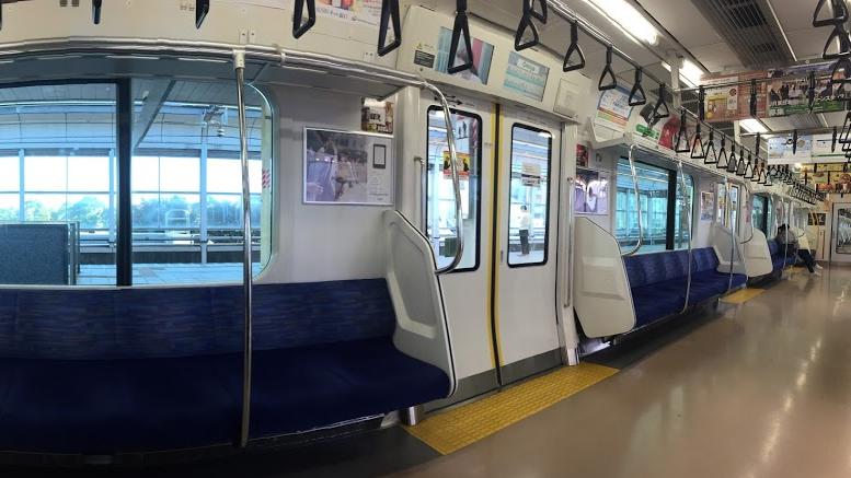 Japanese Suburban Train