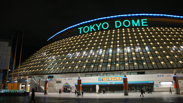 Kết quả hình ảnh cho tokyo dome